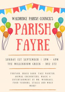 Parish Fayre @ The Millennium Green